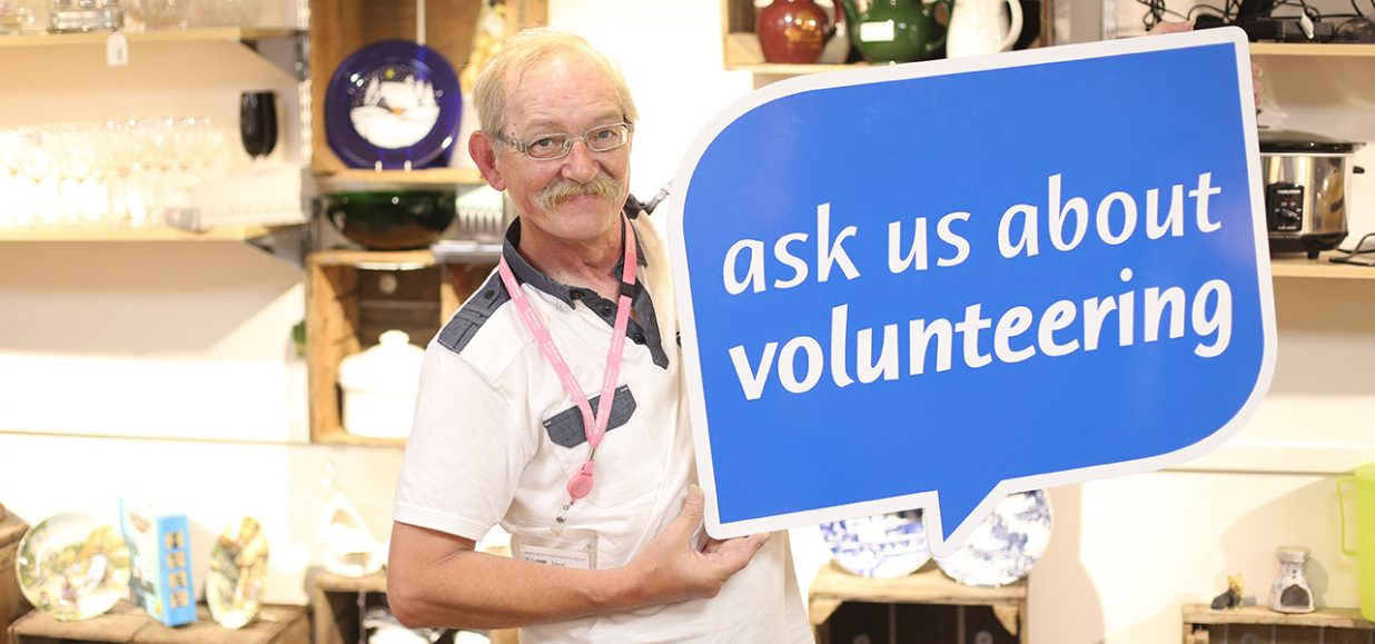 Hospice shop needs some extra help to open for longer