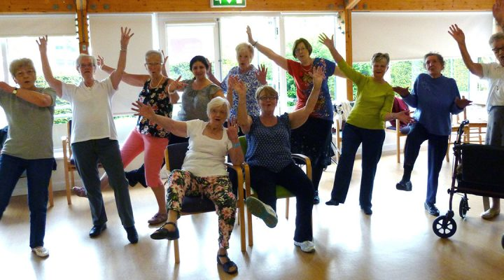 Haverhill Hub Move It dance class
