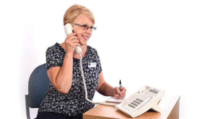 St Nicholas Hospice Care 24 hour helpline