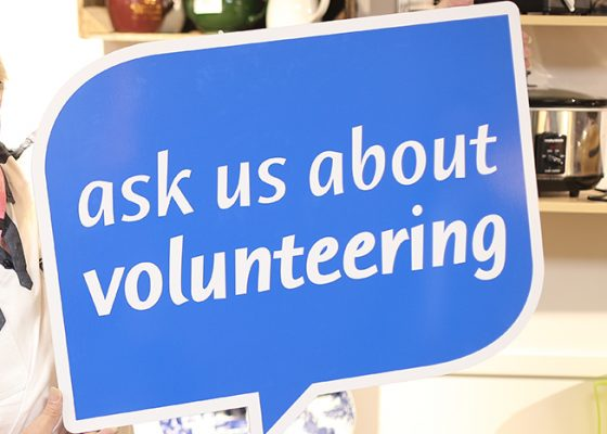 Could you support us as an eCommerce volunteer?