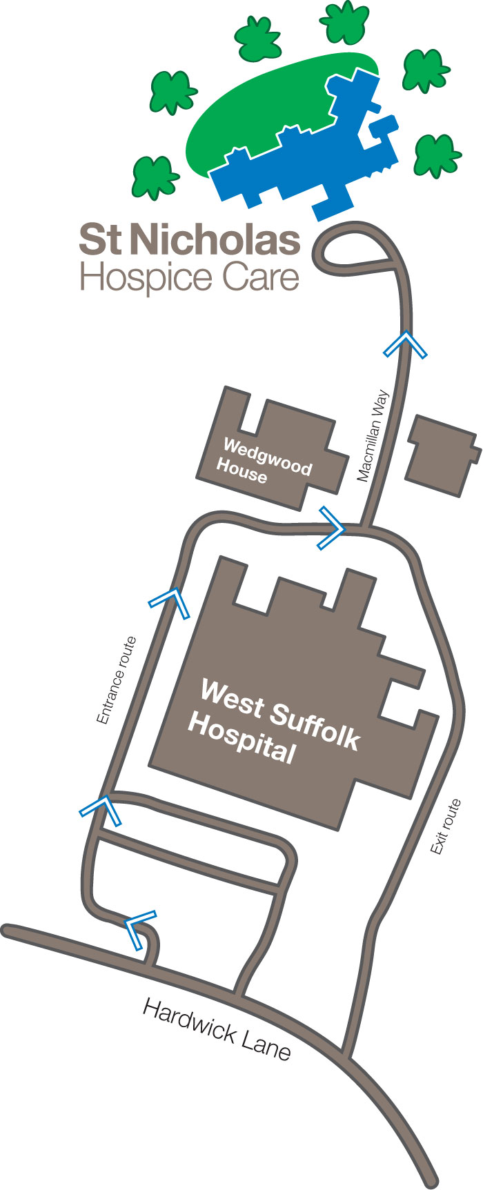 Site-map-st-nicholas-hospice-care