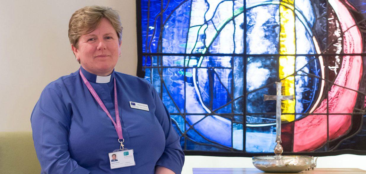 St Nicholas Hospice Care Chaplain