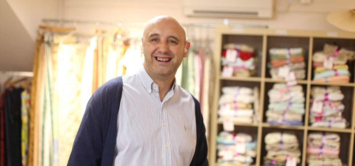 st nicholas hospice care shop volunteer