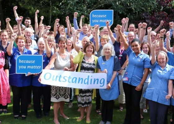 Care Quality Commission (CQC) praises Hospice