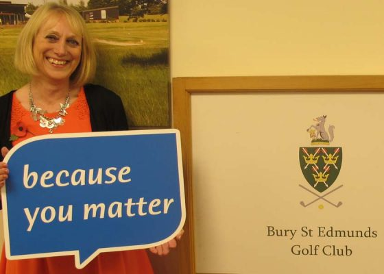 Charitable golfers' fundraising efforts have raised thousands of pounds