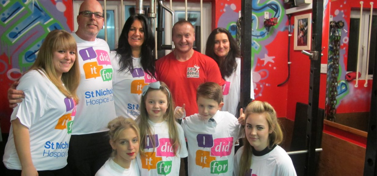 Fundraisers set to soar in Michael's memory