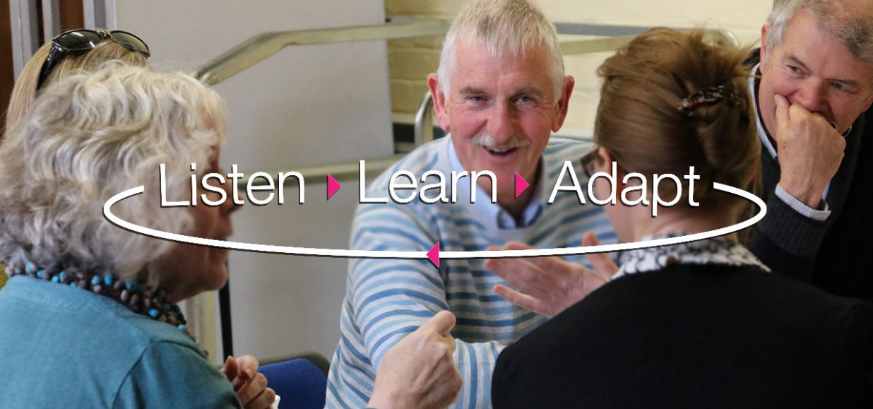 Hospice ready for phase two of Listen Learn Adapt process