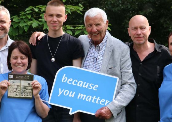 Brother's memory inspired song which will raise funds for Hospice