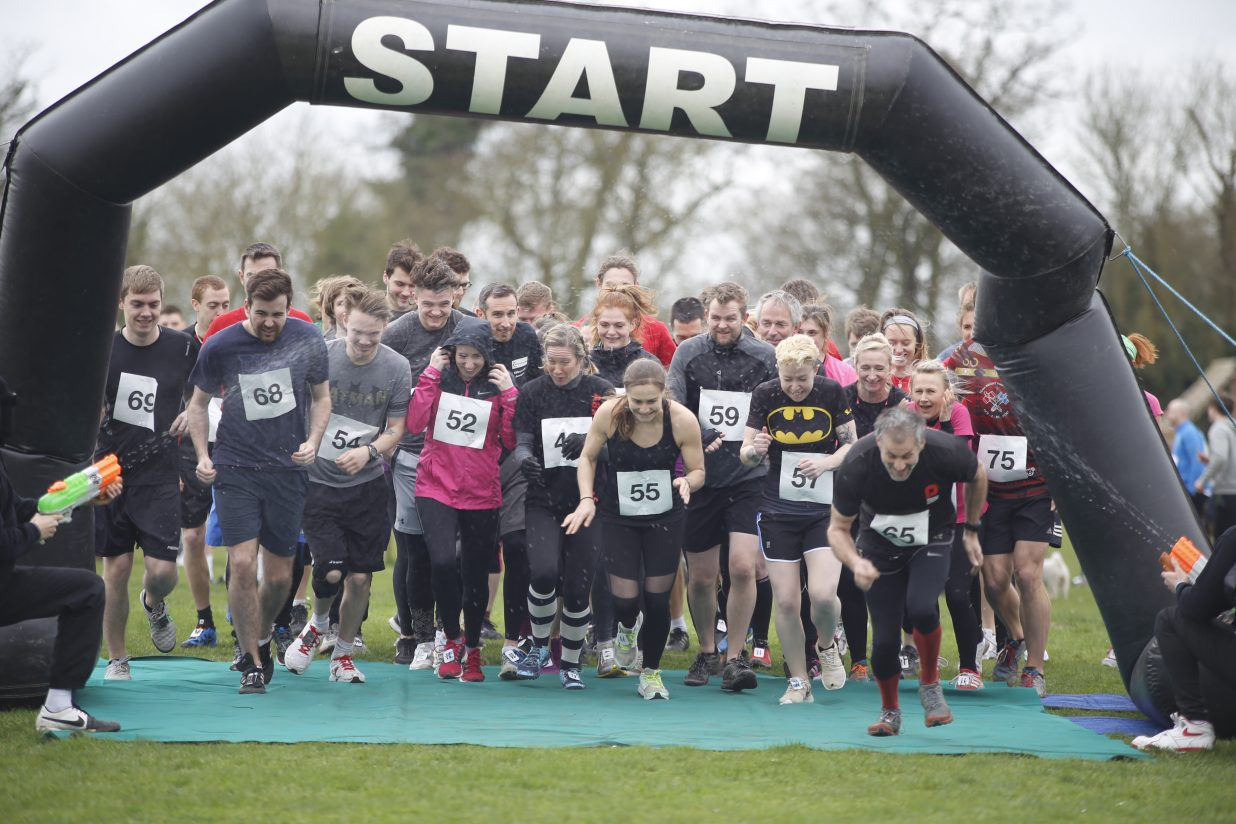 Hospice challenge event returns for a second year