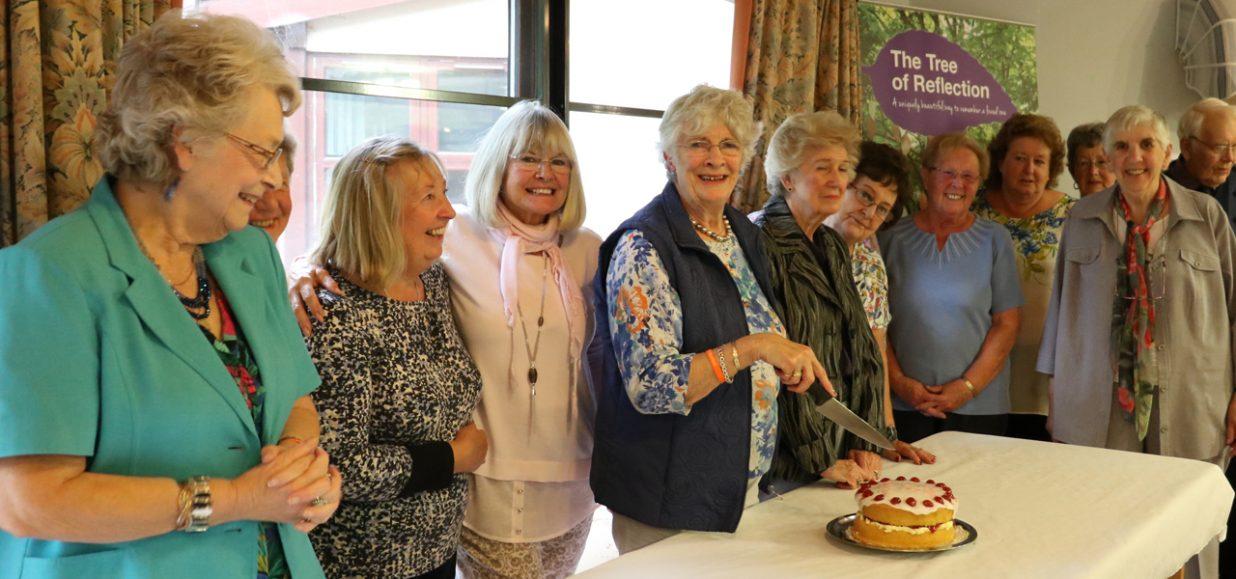 Three decades of fundraising celebrated