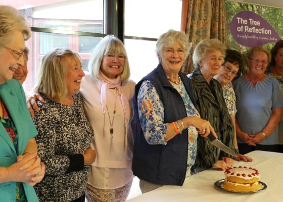 Three decades of fundraising celebrated