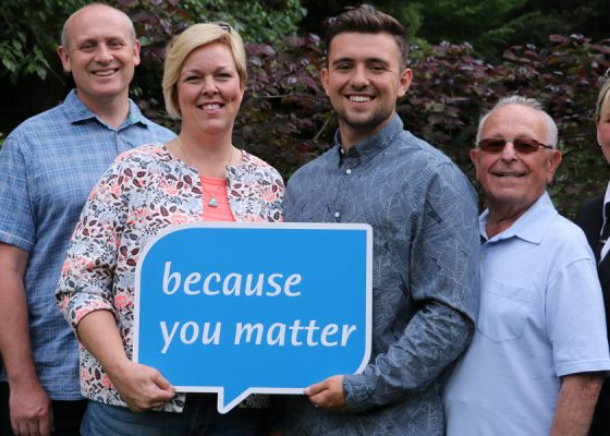 Family's charity ball will raise funds for Hospice