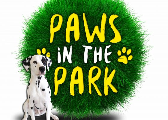 Louie steals the crown to become the face of Paws in the Park