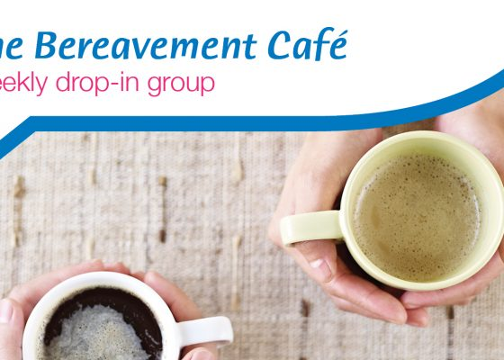 Bereavement Café will offer support for those coping with loss
