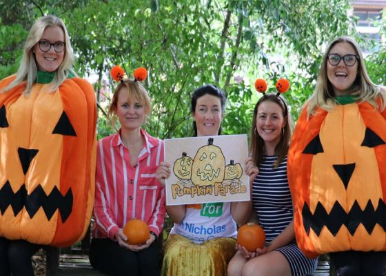 Hospice set to hold its first Pumpkin Parade