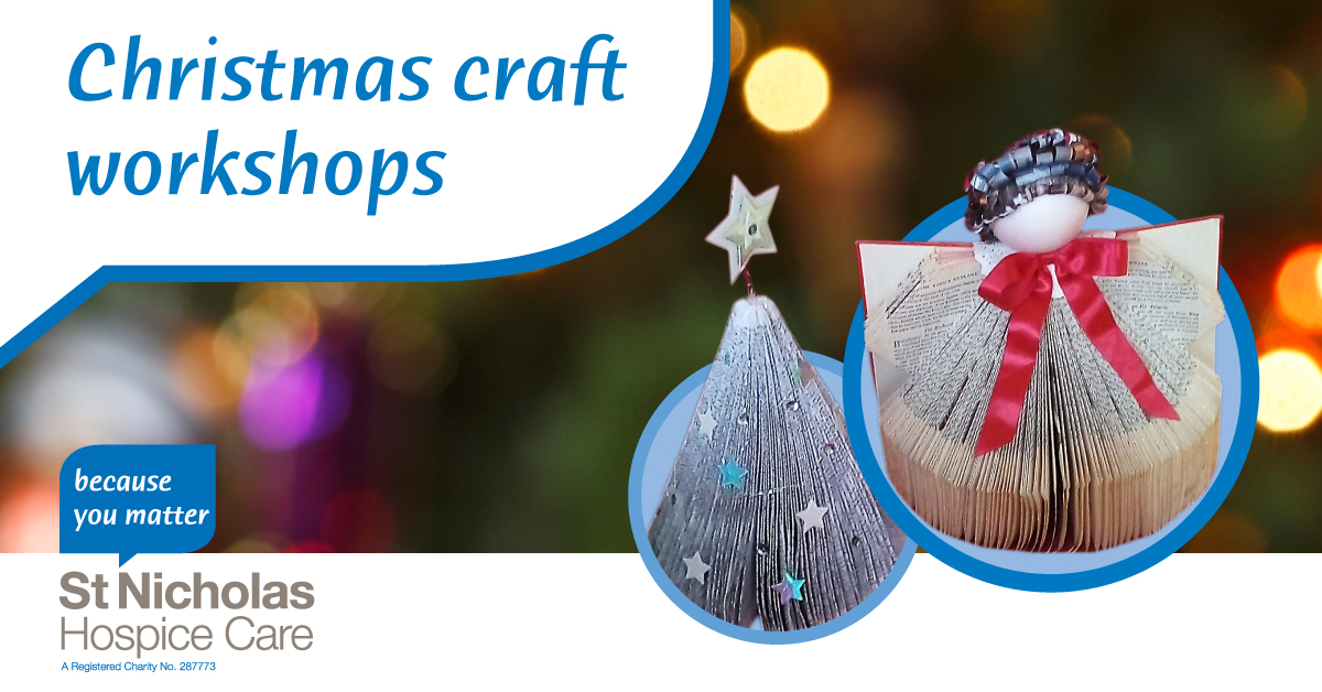 Create your own upcycled Christmas decorations