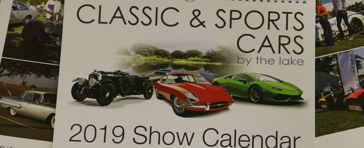 Classic Sports Cars By The Lake 2020 Calendar St Nicholas