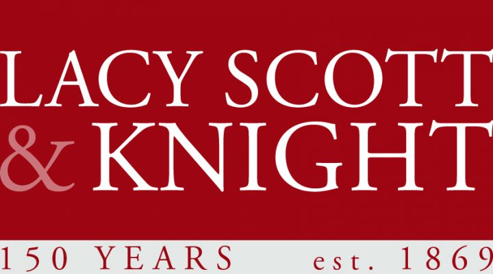 Lacy Scott Knight logo