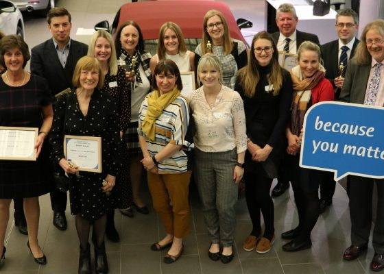 Lawyers celebrate £40,000 record Wills Weeks success