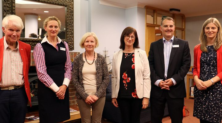 St Nicholas Hospice Care Trustees