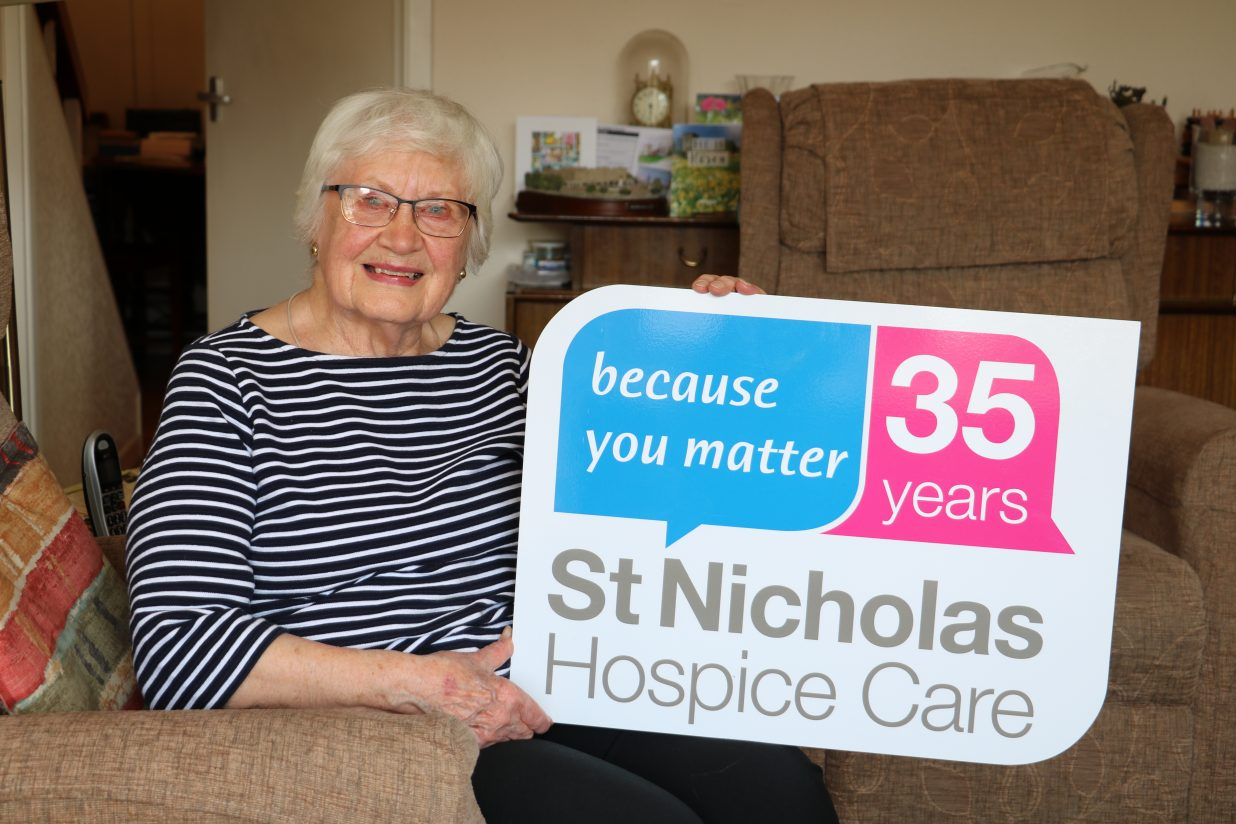 Hospice reaches 35 years