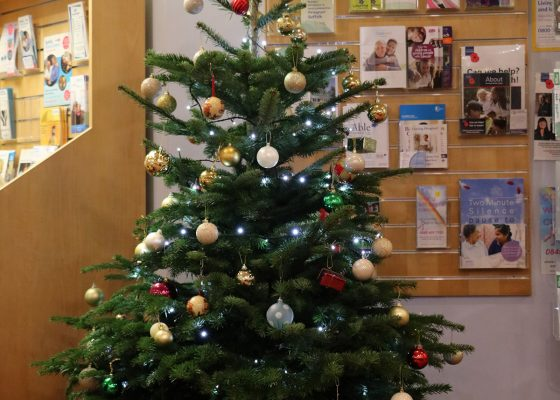 35 stories for 35 years: Christmas time at the Hospice