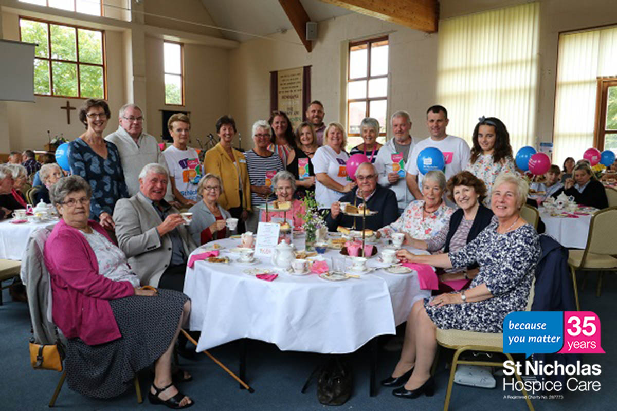35 stories for 35 years: The Hospice Lottery