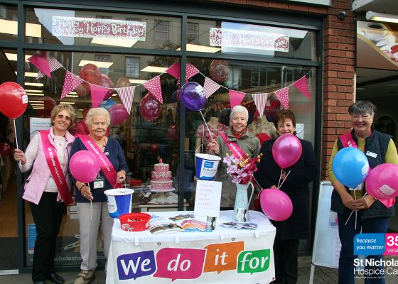 35 stories for 35 years: Newmarket shop marks first year in High Street store