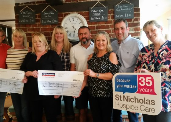 Festival sees thousands raised for hospice