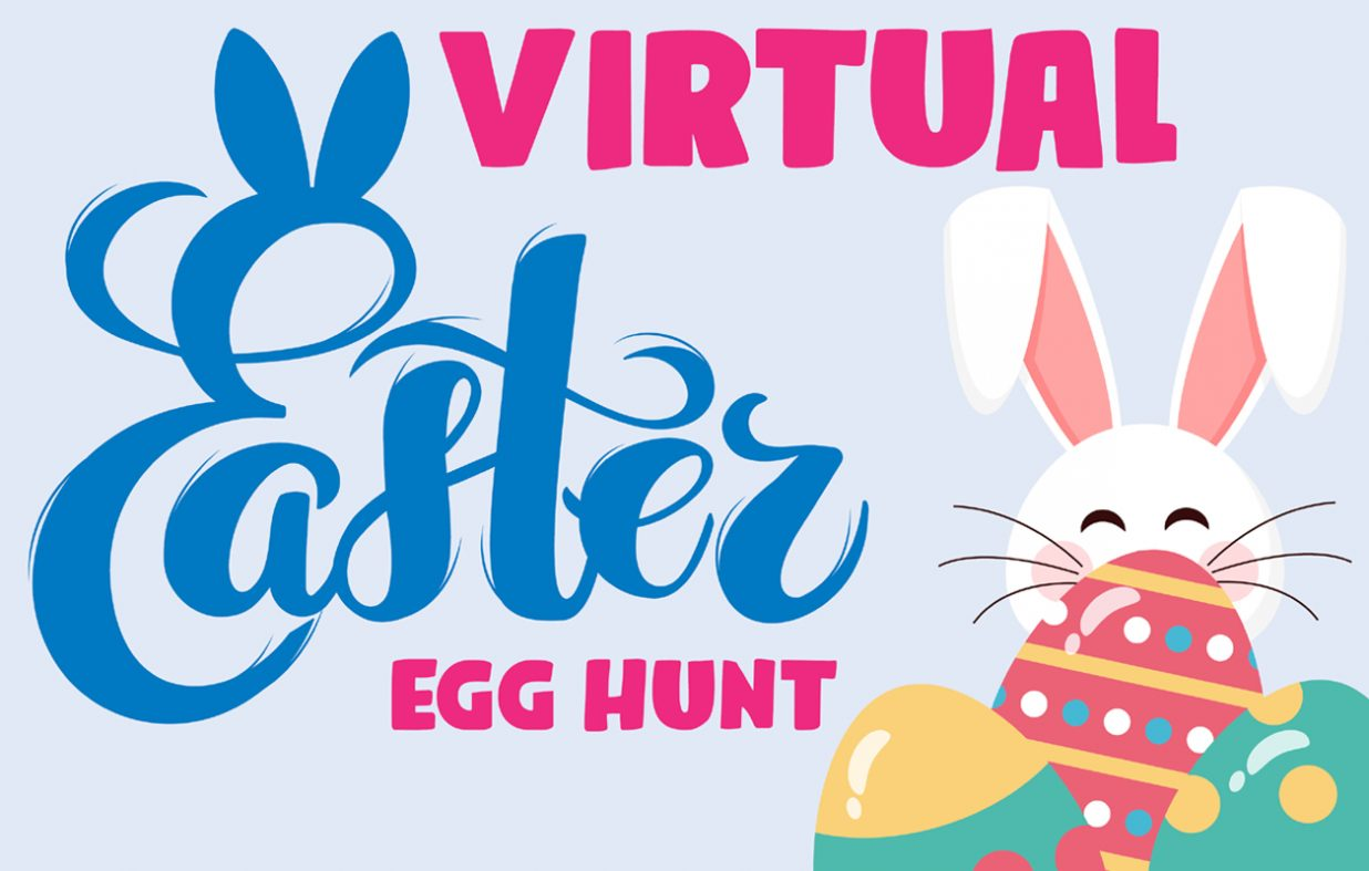 Join our virtual Easter challenge