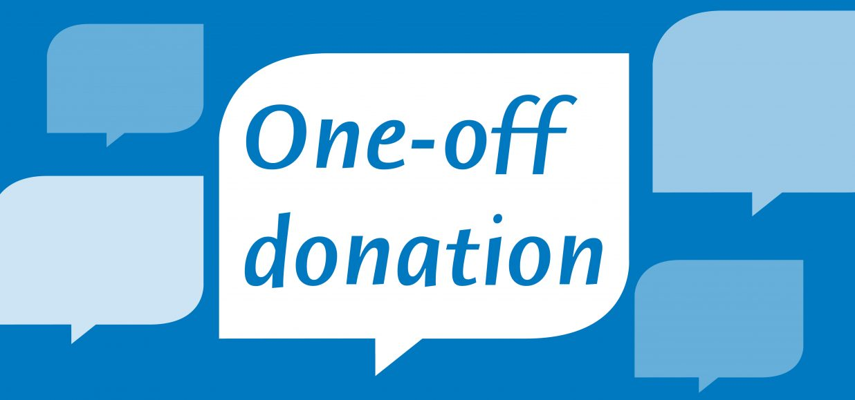 Make a one-off donation to St Nicholas Hospice Care