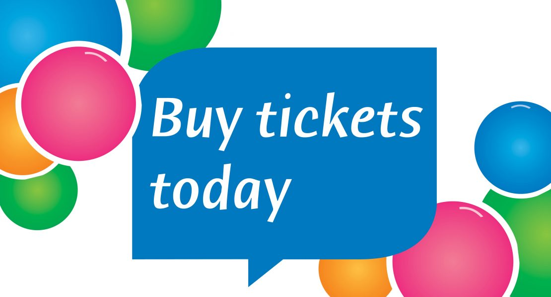 buy tickets for the hospice lottery draw