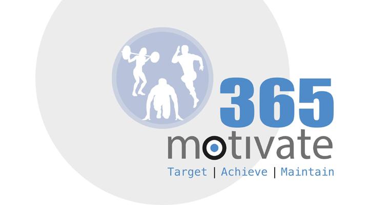 The logo for 365 Motivate