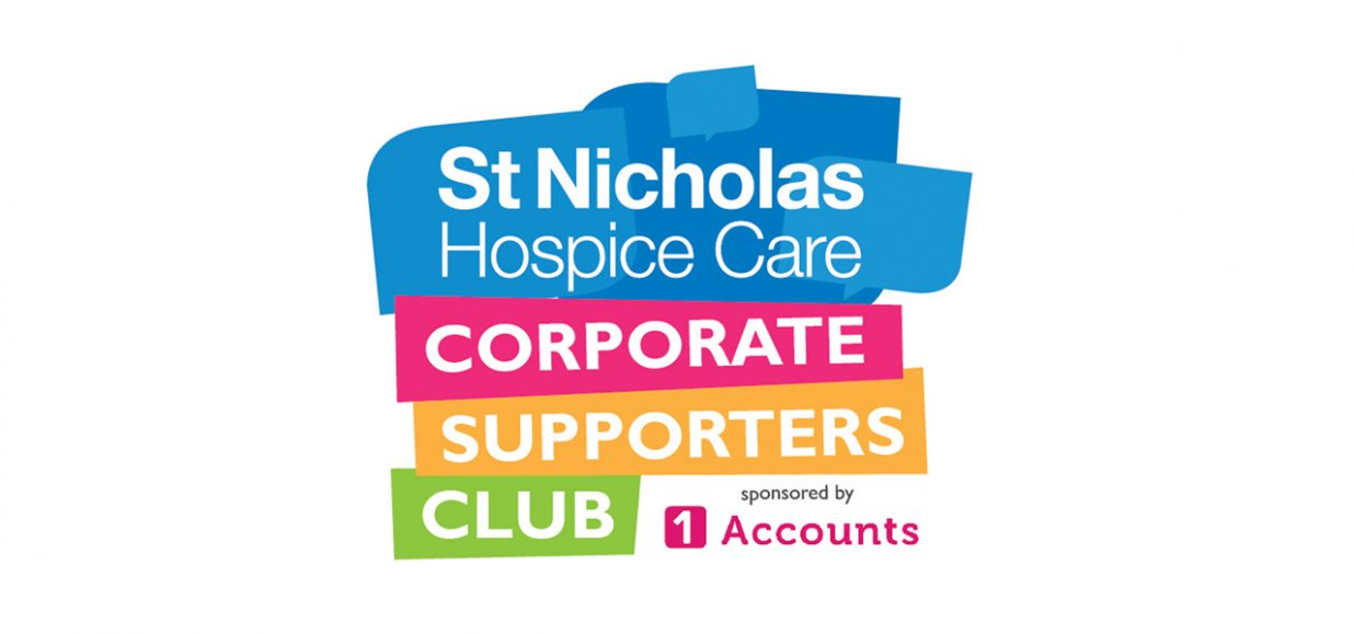 The Hospice's Corporate Supporters Club logo