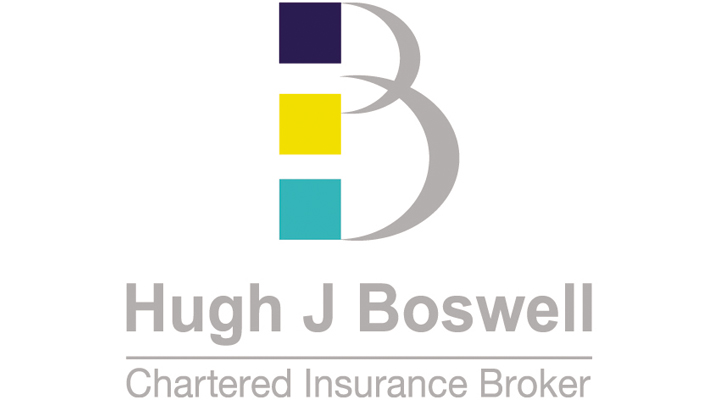 Hugh J Boswell logo