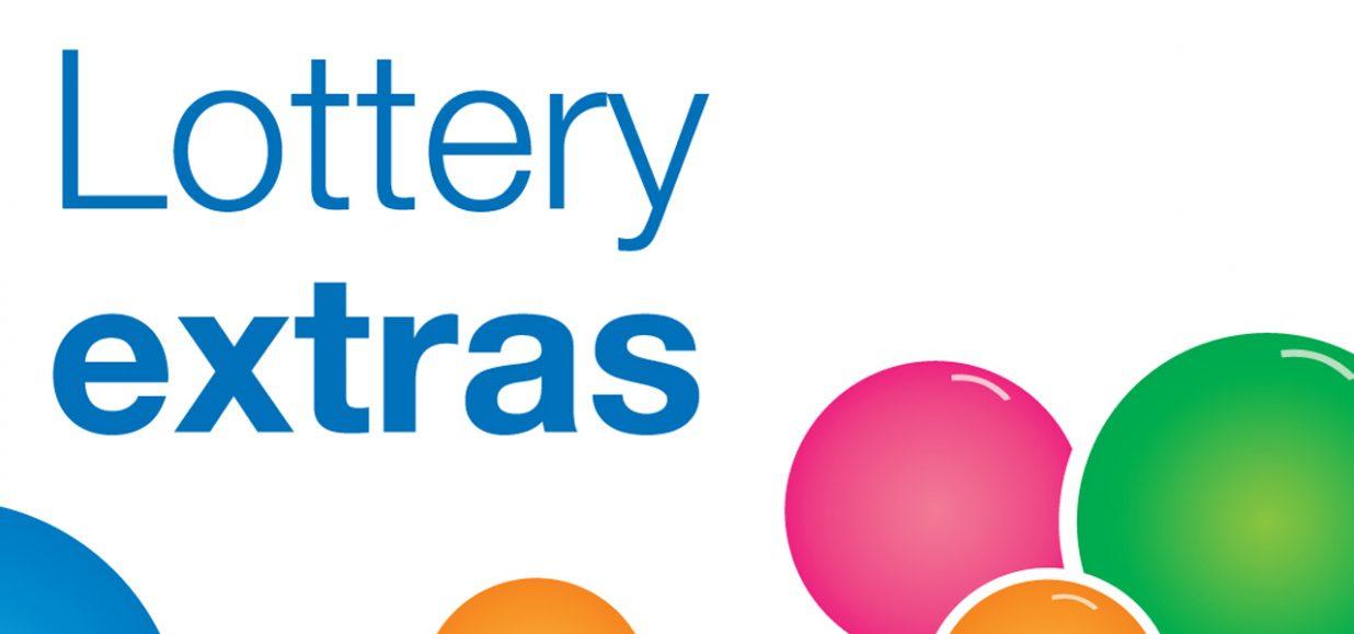 Lottery extras