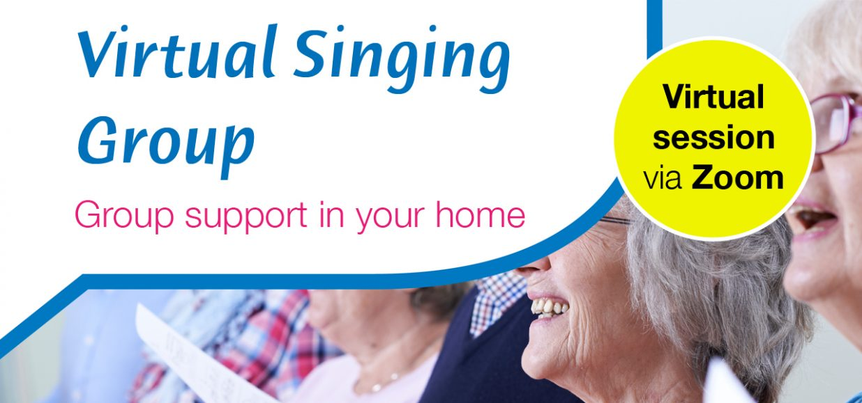 Virtual Singing Group