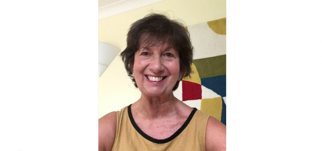 A Girls Night Out message of support from Barbara Gale, the Hospice's CEO