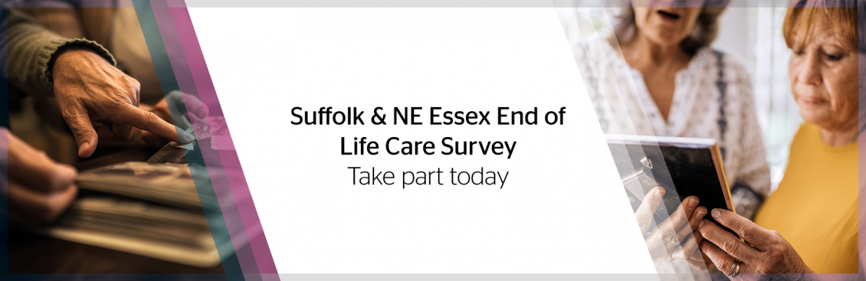 Help to shape, influence and improve local end-of-life care and support