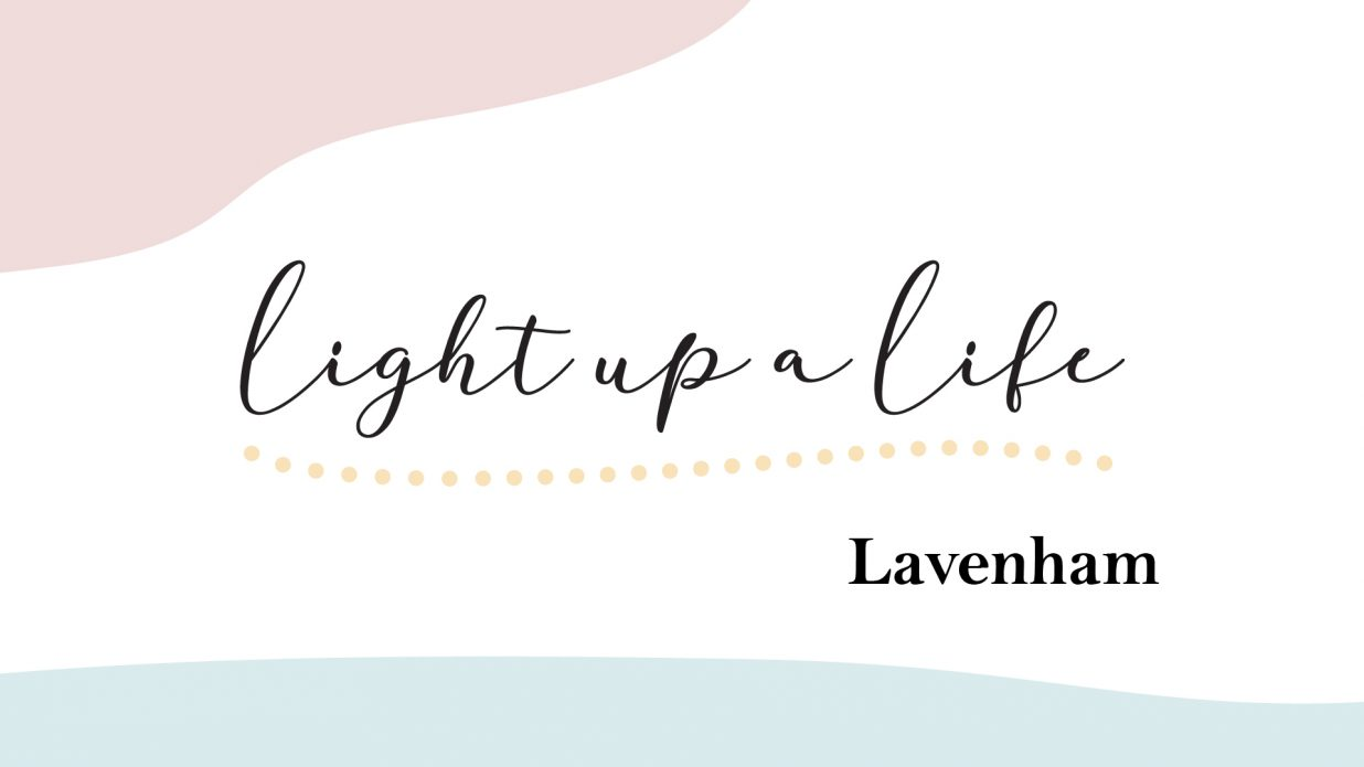 Light up a Life logo for Lavenham
