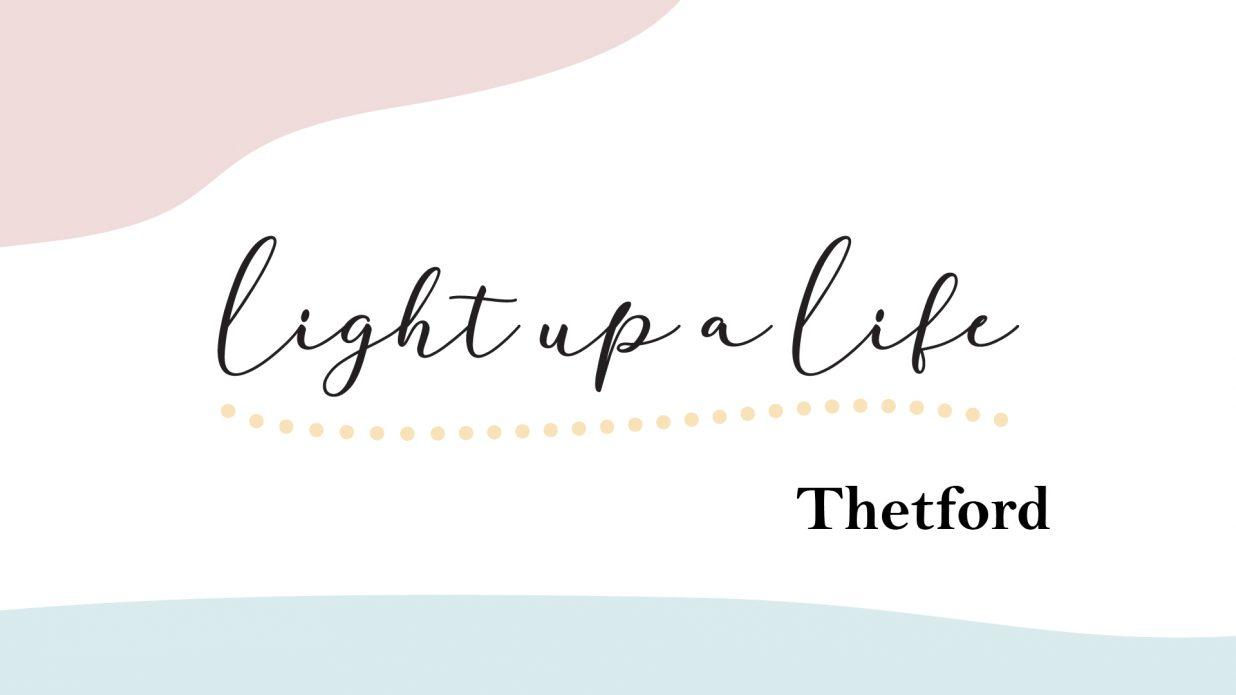Light up a Life logo for Thetford