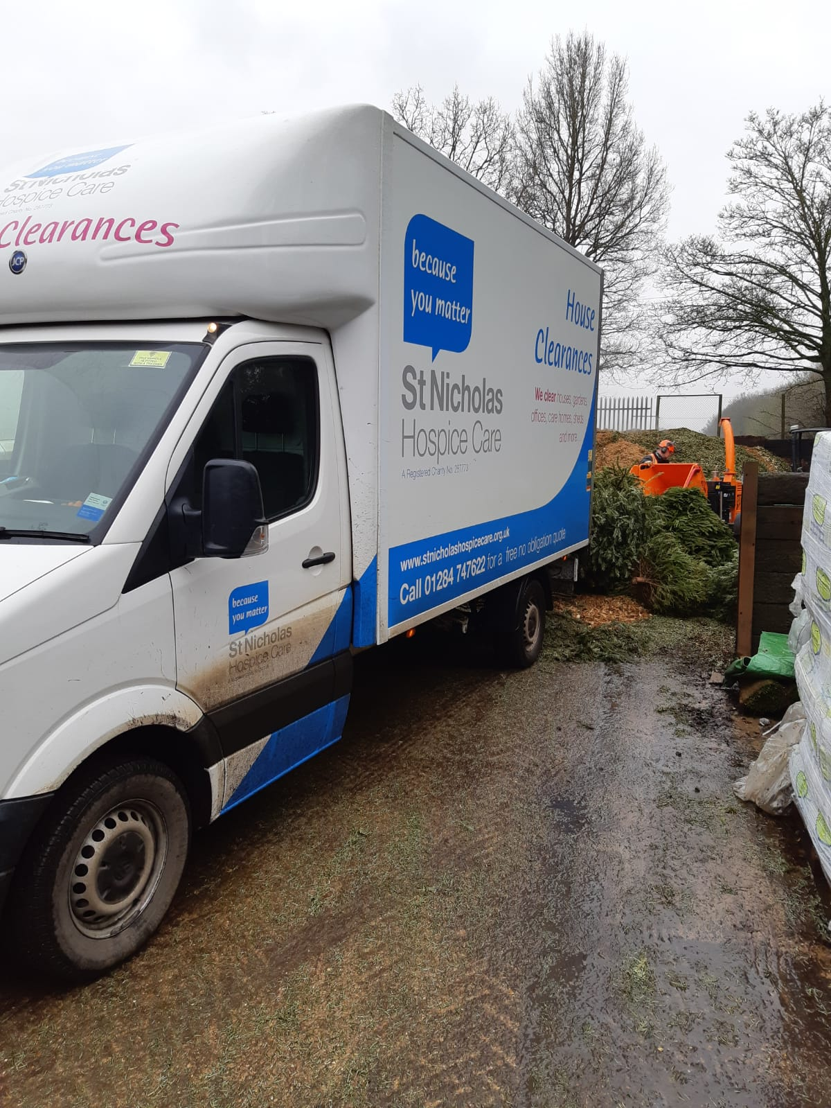 A 'treemendous' haul of Christmas trees leads to thousands