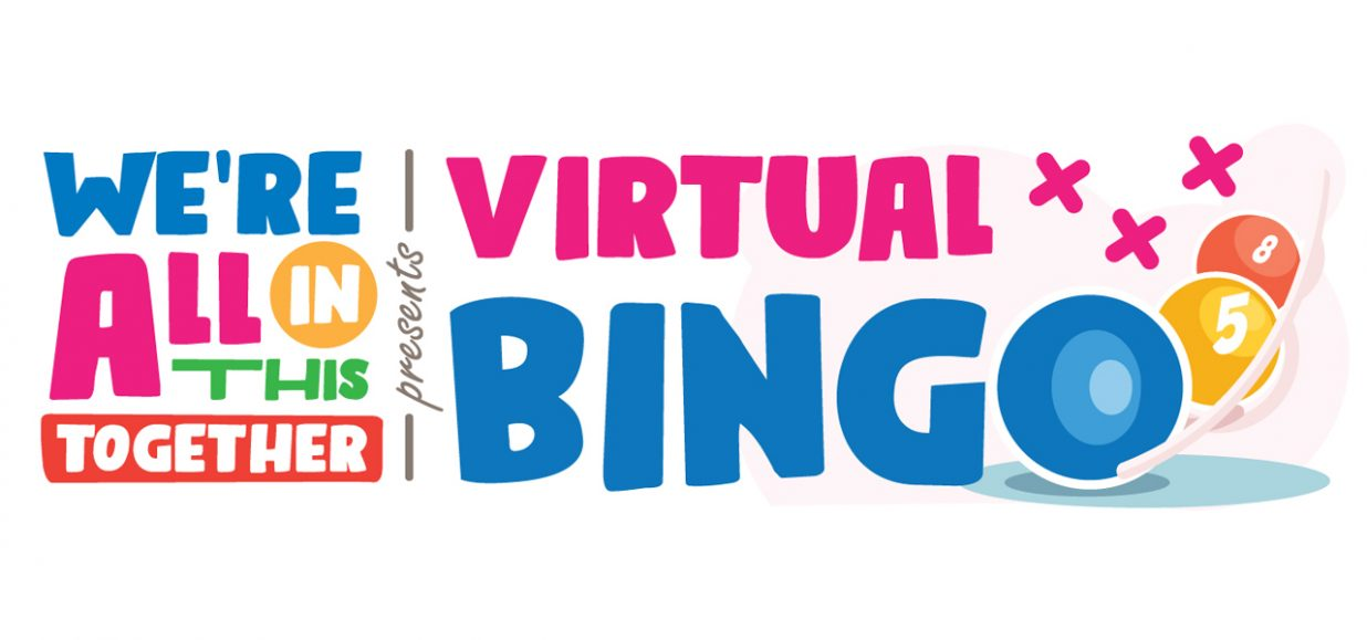 virtual bingo header