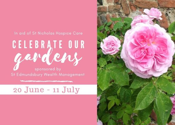 pink flowers and celebrate our garden details and sponsors