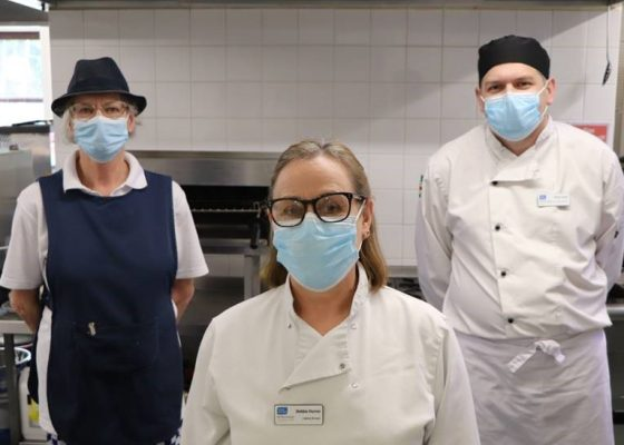 Find out more about our Catering Team