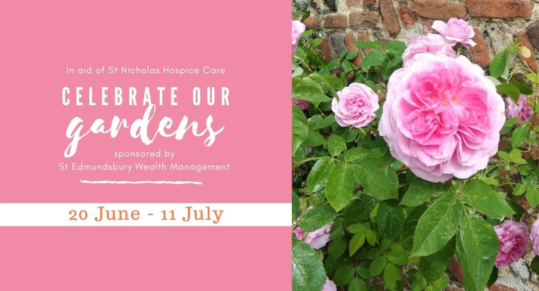 pink flower on green foliage and celebrate our gardens details