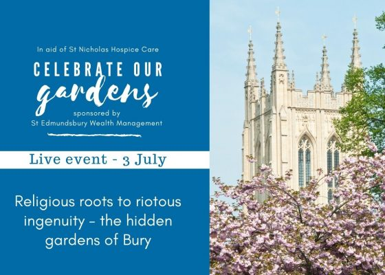 st edmundsbury cathedral and celebrate our gardens event details